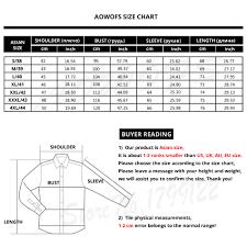 Mens Button Shirt Size Chart Rldm