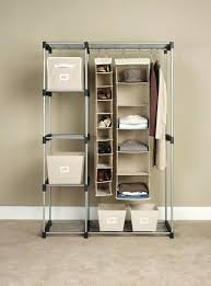 temporary closet ideas wonderful rolling racks for clothes portable closets throughout rolling closet storage ordinary small