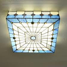 stained glass ceiling light outstanding ceiling fan light covers flush ceiling lights