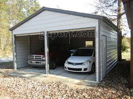Garage Plans  Roomy 2 Car Garage Plan With 6 Ft Front Porch 2 Car Garages