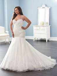 ball gown for plus size lace plus size wedding dress lace mermaid trumpet ball gown bela