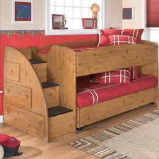 39 by ashley elsa twin loft bed with optional trundle bed and storage