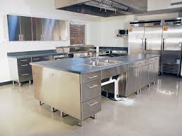 interior stainless steel kitchen island with drawers how to apply a within elegant 8
