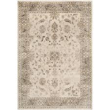 safavieh vintage kashan stone mouse indoor distressed area rug common 7 x 9
