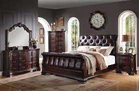 Sheffield Bedroom Furniture Sheffield Bedroom Set By Crown Mark Bedroom Furniture Sets