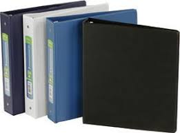 1 5 Binder Hilroy Plus Binder 1 5 In Assorted Colours
