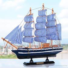 best wooden boats ship sailboat model craft carving nautical sailing ship model mediterranean style boats home decor under 9 05 dhgate com