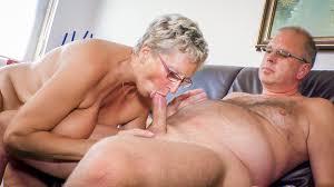 Mature couple fuck like wild rabbits PornDoe