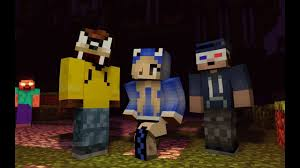 Awesome Minecraft Skin Wallpapers on ...