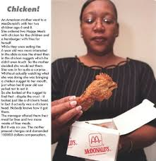 mcdonalds chicken nuggets head. Exellent Chicken The Picture Of A Deepfried Chicken Head Top Was One The Most  Forwarded Email Attachments 2001 Story That Accompanied It Claimed Woman  For Mcdonalds Chicken Nuggets Head E