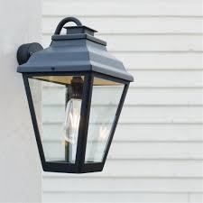 fullsize of captivating black wall lantern outdoor light lighting jim lawrence silver wall mounted lantern hook
