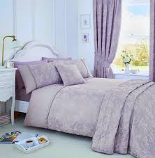 jasmine lavender damask quilt covers