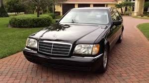SOLD - 1999 Mercedes-Benz S500 Sedan for sale by Autohaus of ...