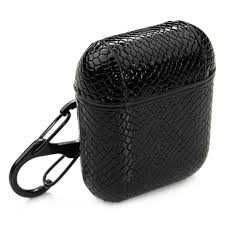 Designer Airpod Case Designer Airpod Case Black Gator