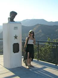 the urban explorer  james dean starred in rebel out a cause which was the first movie to use the griffith observatory as a serious location the high school kids in the