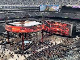 Metlife Stadium Wrestlemania 35 Seating Chart Metlife Stadium Section 318 Row 14 Seat 15 Wrestlemania