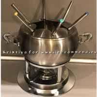 Посуда | <b>Набор для фондю</b> (фондюшница) | Отзывы покупателей