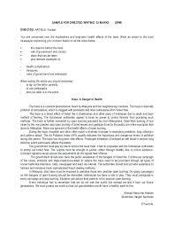 Example Of Essay Speech Essay Speech Example An Example Of Short ...