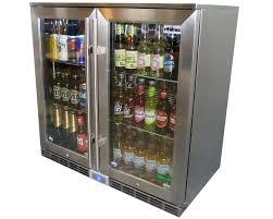 2 door glass bar fridge choice image doors design ideas cooler doors glass  beverage air mt