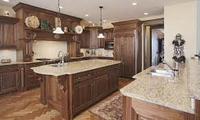 hardwood custom kitchen cabinets amish made