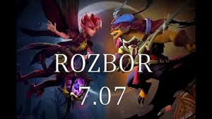 dota 2 l patch 7 07 l rozbor part 2 youtube