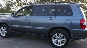 2006 Toyota Highlander Limited Hybrid For Sale~Leather~Moon~Heated ...