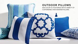 Stunning Frontgate Outdoor Seat Cushions Outdoor Throw Pillows All