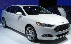 Ford Fusion (Americas) - Wikipedia