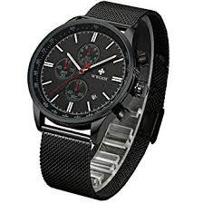 <b>WWOOR Men's</b> Watch Original Sport Watch Fashion Luxury Analog ...