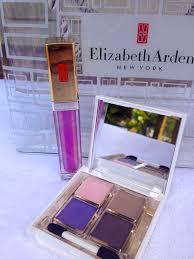 elizabeth arden eyeshadow posh plums