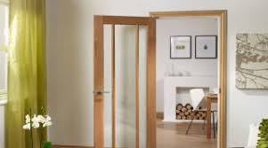 Oak Glazed Doors