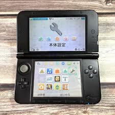 Máy Nhật Cũ] Máy Chơi Game Nintendo 3DS LL Pokemon Code 31000