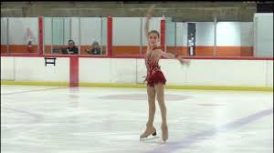 Ava Stephens - 2018 Glacier Falls Novice Ladies Final Round FS - The  Firebird - YouTube