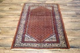 4x5 rug handmade rust color antique oriental area carpet 4 x 5
