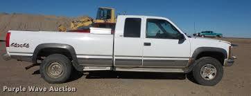 1996 Chevrolet Silverado 2500 Ext. Cab pickup truck | Item D...