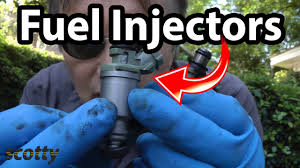 how to replace fuel injectors in your car how