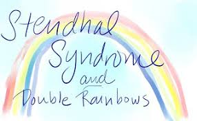 the word is my oyster medical mondays stendhal syndrome double  stendhal syndrome occurs when a person is in the presence of artwork that literally overwhelms the viewer causing symptoms of dizziness hallucinations