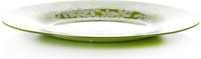 """Тарелка Pasabahce """"Грин <b>гарден</b>"""", цвет: салатовый, диаметр 26 см"""