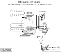 coil split wiring diagram wiring diagrams mashups co 5 Way 4 Pole Hh Guitar Switch Wiring Push Pull 2 humbuckers 3 way lever switch 1 volume coil tap source guitar wiring