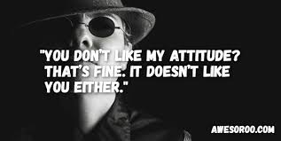 Classy Attitude Quotes For Boys 24 [REALLY] Cool Attitude Status Quotes Messages Apr 24 17