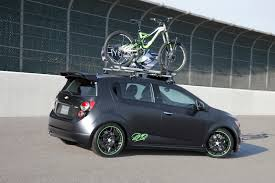 Carscoops | Chevy Sonic