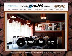 novita wine bar trattoria competitors revenue and employees owler company profile