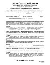 007 What Is Mla Format Citation 82688 Bibliography Research Museumlegs