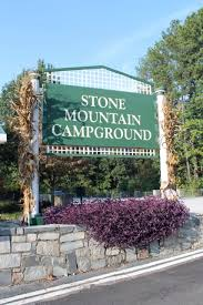 Image result for stone mountain campground images