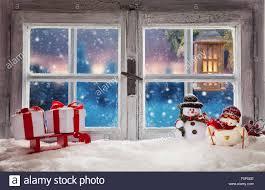 Weihnachtsdekoration Fenster Neujahrsblog 2020