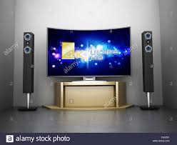 Home Tv System Design Home Theater System Stock Photos Home Theater System Stock