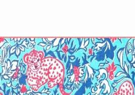 Lilly Pulitzer Printable Binder Covers Lovely Pretty Binder Covers
