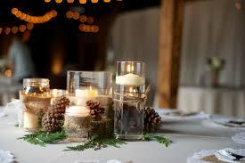 Pine Cone Wedding Table Decorations Similiar Pine Cone Candles Wedding Centerpieces Keywords