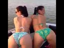 Two White Girls Twerking