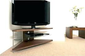 corner tv stands for 55 inch stand flat tall corner tv stands